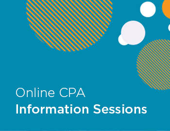 CPA Information Sessions