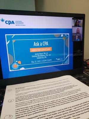 cpabc van chapter working remotely