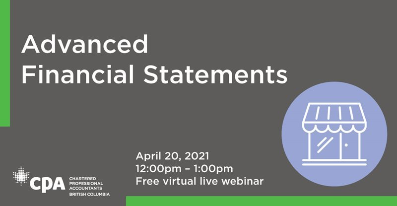 CPABC Financial Literacy Free Webinar Session: April 20