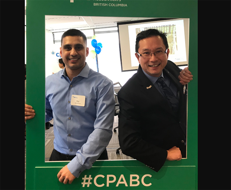 CPABC North Shore/Sunshine Coast Chapter Expands Awards at Capilano University