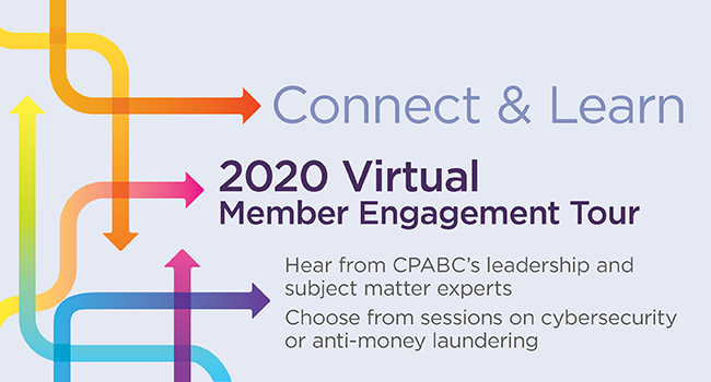Member Engagement Tour 2020