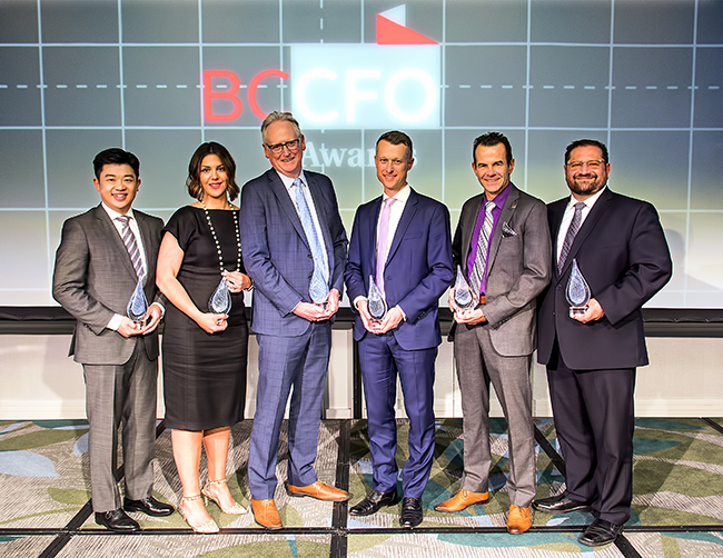 Business-in-Vancouver-2019-CFO Award winners