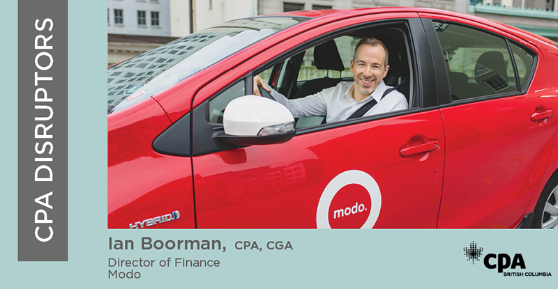 The journey to innovation: Modo's story on disrupting the traditional vehicle ownership model