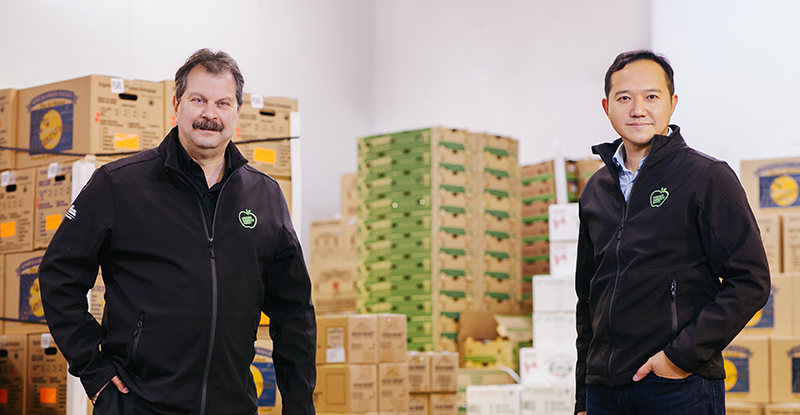 CPA-led BC produce company disrupts industry across Canada