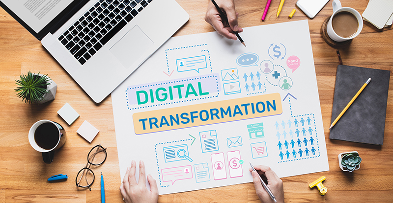 Taking the first step to a digital transformation