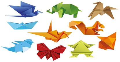 Chapter Social: Virtual Origami Event