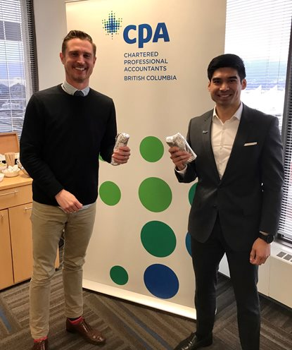 "CPABC Young Pros Host ""Ask Me Anything"" with Lawrence Eade CPA CA"