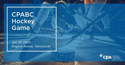 CPABC Hockey Night ! Vancouver Canucks vs. St. Louis Blues