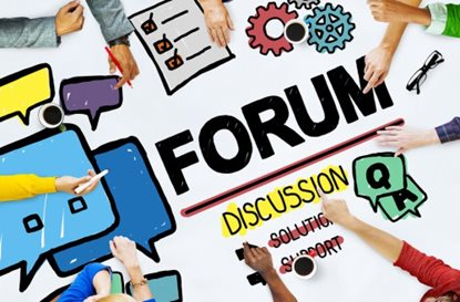 Practitioner Forum – Join to Connect with other practitioners