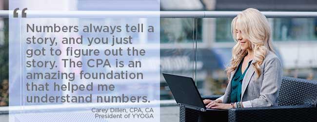 Carey Dillen, CPA, CA